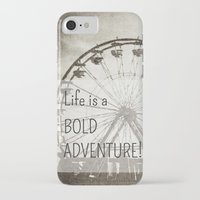 carnival iPhone & iPod Cases featuring Carnival by Olivia Joy StClaire