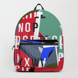 ZYXWVUTRILL Backpack