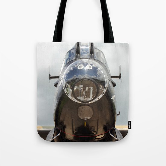 Face Front Tote Bag