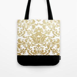 A Golden Kiss To Build A Dream On Tote Bag