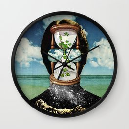 All It Remains - PAINTING Wall Clock
