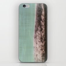 Abstract ~ Snowed landscape  iPhone & iPod Skin