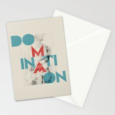 Domination Stationery Cards