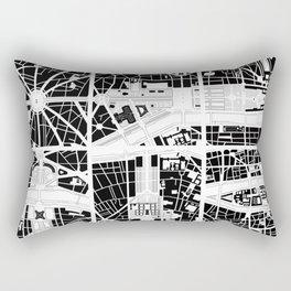 Fragments IV Paris Rectangular Pillow