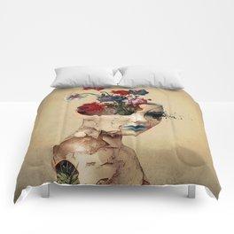 Broken Beauty Comforters