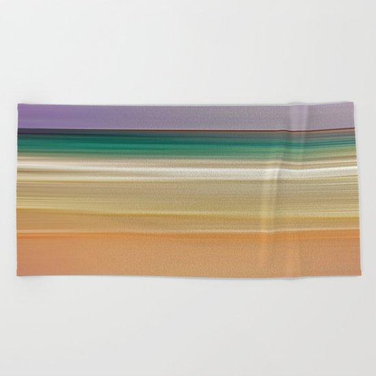 SEA-DUCTION Beach Towel
