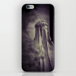 Mourning iPhone Skin