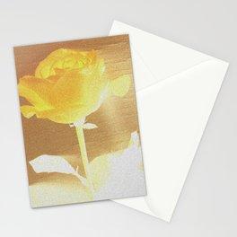 Sunshine Rose Stationery Cards