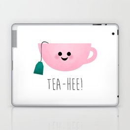 Tea-Hee Laptop & iPad Skin