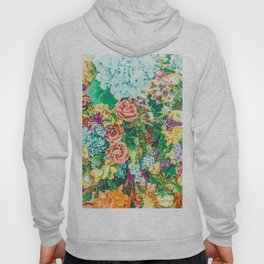 Vintage Garden #digital #nature Hoody