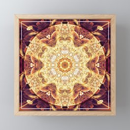 Mandalas of Forgiveness & Release 4 Framed Mini Art Print