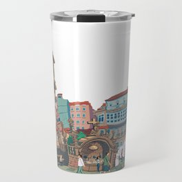 A Peregrina Travel Mug