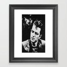 Strummer Framed Art Print
