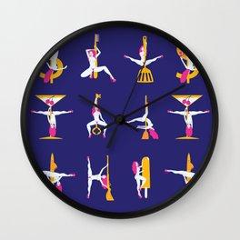 Strippers Wall Clock