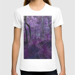 Conway National Park in Purple T-shirt