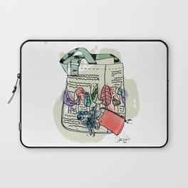 Squiggle Bird Bag Laptop Sleeve
