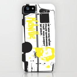 Moby Beard  iPhone Case
