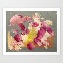 """Petal"" - Original Fine Art Print by Cariña Booyens Art Print"