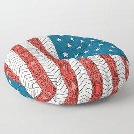 USA Floor Pillow