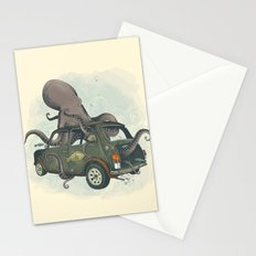 Beastie of the Deep Stationery Cards