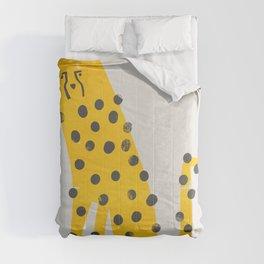Speedy Cheetah Comforters