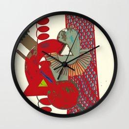 DESIGNER WORKPLACE Wall Clock