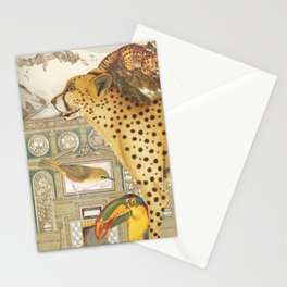 The retreat Stationery Cards