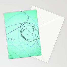 Nourishing Colored Pencils Stationery Cards