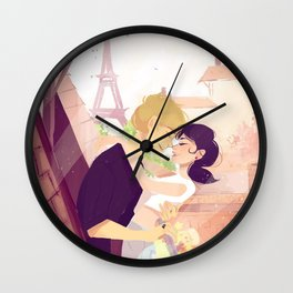 Adrianette Wall Clock
