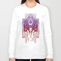 goddess Long Sleeve T-shirts featuring Goddess by 6amcrisis