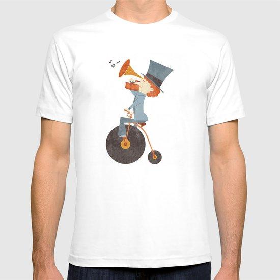 Rolling Old School T-shirt