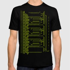 Handheld SMALL Black Mens Fitted Tee