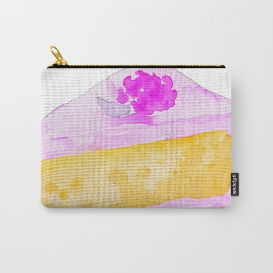 Blueberry Cake Carry-All Pouch