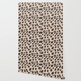 B&B Leopard Design Wallpaper