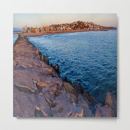 Playa Del Rey Panoramic 2017 Metal Print