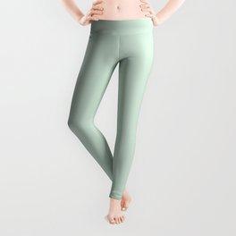 light mint green Leggings