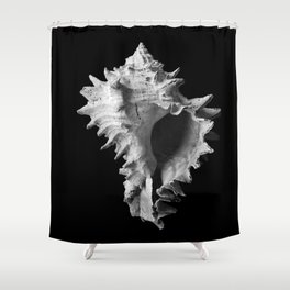 fossil nature Shower Curtain