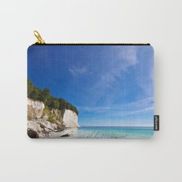 Chalk cliffs on the island Ruegen Carry-All Pouch
