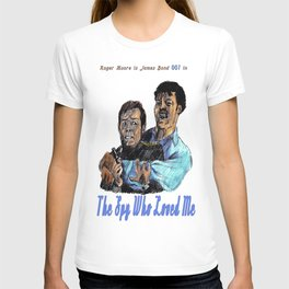 The Spy Who Loved Me T-shirt