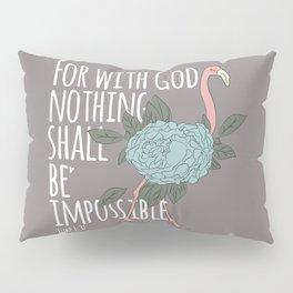 God Pillow Sham