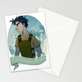Long-Sufferer Perseus Stationery Cards