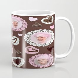 LUCYS CHOCOLATE FACTORY Coffee Mug
