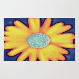 Andy  Warhola floral Rug