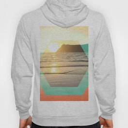 Port Erin - color graphic Hoody