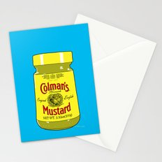 Proper Mustard Stationery Cards
