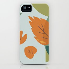 The Leaves iPhone Case