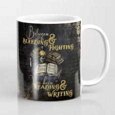 Reading & Writing Mug