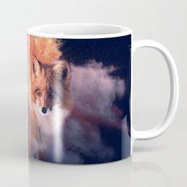 Explosive fox Coffee Mug