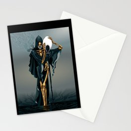 Revenge of Aquarius Stationery Cards