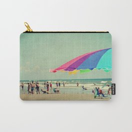 Rainbow Umbrella Carry-All Pouch